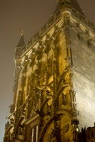 Powder Tower in Prague, Czech Republic Fine Art Print