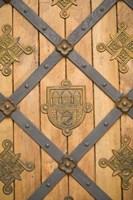 Architectural Details of Prague Fine Art Print