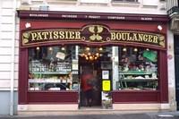 Bakery in France Fine Art Print
