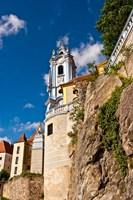 Durnstein Monastery, Austria Fine Art Print