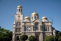 Holy Assumption Cathedral, Bulgaria Fine Art Print