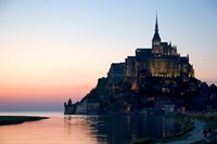 Mont Saint Michel, Basse-Normandie, France Fine Art Print