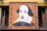Shakespeare and Company Bookstore, Paris, France Fine Art Print