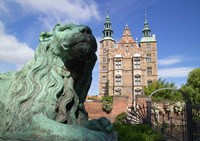 Rosenborg Palace, Denmark Fine Art Print