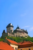 Karlstejn Castle, Czech Republic Fine Art Print