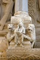 Eglise St-Trophime, Arles, Provence, France Fine Art Print