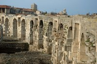 Roman Amphitheatre, France Fine Art Print
