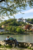 Passau, Bavaria, Germany Fine Art Print