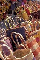 Bags, France Fine Art Print
