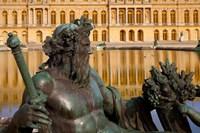 Ornate Chateau du Versailles Fine Art Print