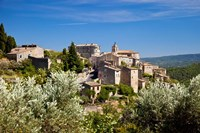 Medieval Town of Gordes, Provence, France Fine Art Print