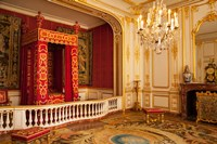 Bedroom of King Louis XIV Fine Art Print