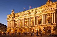 Palais Garnier, Opera House, Paris, France Fine Art Print