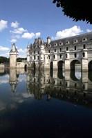 Chateau Chenonceaux Loire Valley France Fine Art Print