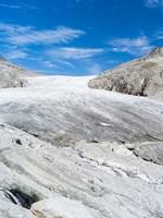 Glacier Obersulzbachkees-Venedigerkees Fine Art Print