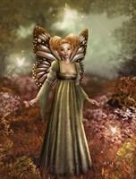 Fairies Grove Fine Art Print
