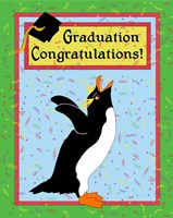 Graduation Congratulations! Framed Print