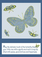 Butterfly Print 2 Fine Art Print