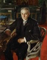 Alfred Beurdely, 1906 Fine Art Print