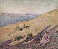 Slope Of The Citadel, 1892 Fine Art Print