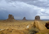 Monument Valley 12 Fine Art Print