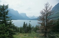 Glacier National Park  Lake 14 Fine Art Print
