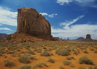 Monument Valley 16 Fine Art Print
