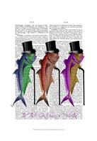 Gentleman of Fisherton Framed Print