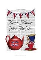 Time For Tea Fine Art Print