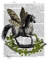Rocking Horse Fly Fine Art Print