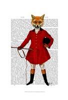 Fox Hunter 2 Full Framed Print
