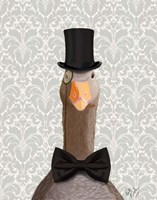 Distinguished Goose Fine Art Print