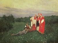 Nordic Idyll Fine Art Print