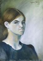 Self-Portrait, 1883 Fine Art Print