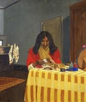 Mme Felix Vallotton, Nee Gabrielle Bernheim, (1863-1932) Fine Art Print
