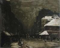 Snow, 1899 Fine Art Print