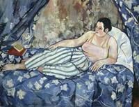 The Blue Room, 1923 Fine Art Print