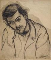 Utrillo Pensive, 1911 Fine Art Print