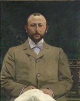 Alexandre Natanson, 1899 Fine Art Print