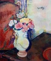 Vase of Flowers, 1938 Fine Art Print