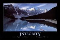 Integrity Fine Art Print