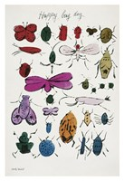 Happy Bug Day, 1954 Fine Art Print