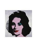 Liz, 1963 Framed Print