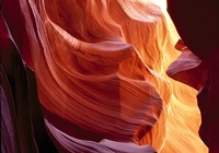 Slot Canyon, Antelope Canyon, Arizona Fine Art Print