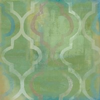 Quatrefoil II Fine Art Print