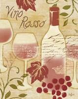 Vino Rosso Framed Print
