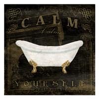 Cassic Calm Fine Art Print