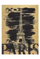 Paris Paint Framed Print