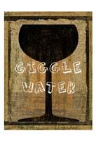Giggle Water Fine Art Print