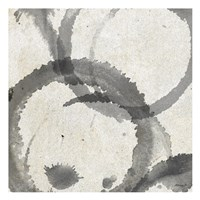 Square Coffee Stains 3 Fine Art Print